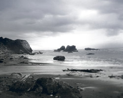 Ocean scene (by Dave Senecal)